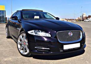 Jaguar XJ Казань Аренда