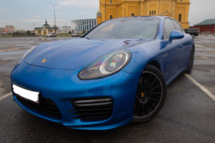 Porsche Panamera Аренда Казань