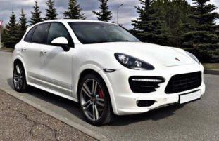 Porsche Cayenne GTS Аренда Казань